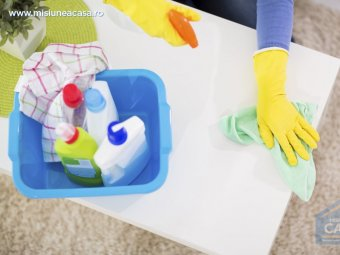 Igienizare apartament