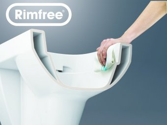 WC Rimfree