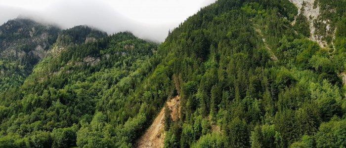 Masuri de prevenire a alunecarilor de teren