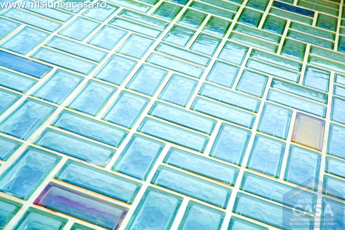 Realizarea zidariilor din caramida transparenta misiunea for Pose brique de verre exterieur