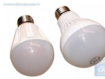 Doua becuri LED