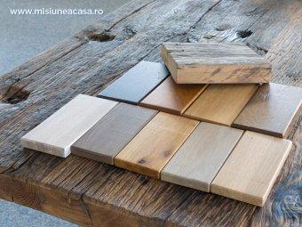 tipuri de lemn