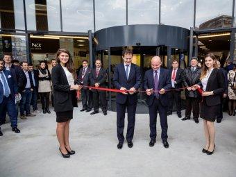 Deschidere Veranda Mall