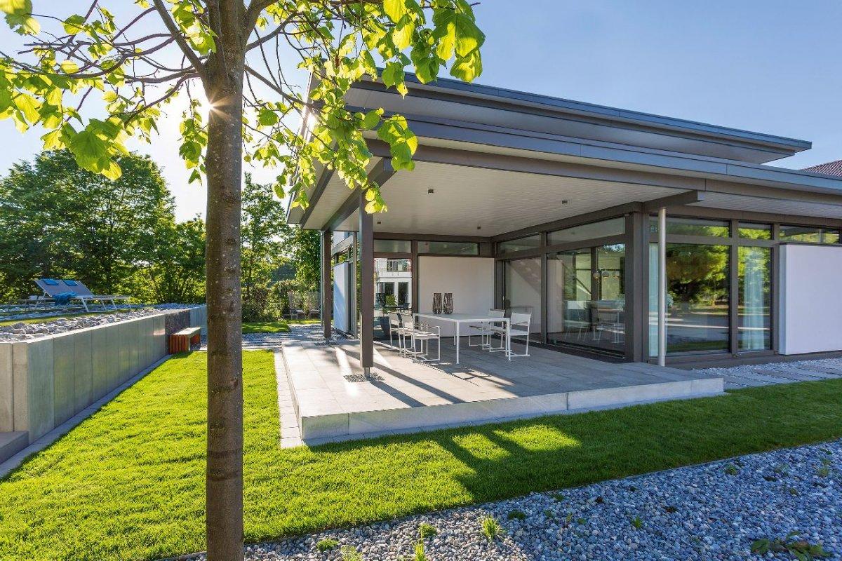 Casa viitorului dezvoltata de huf haus in germania misiunea casa - Casa in germania ...