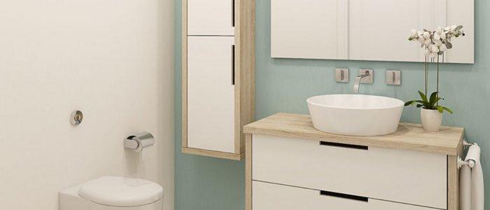 Cum alegem vopseaua lavabila pentru baie?