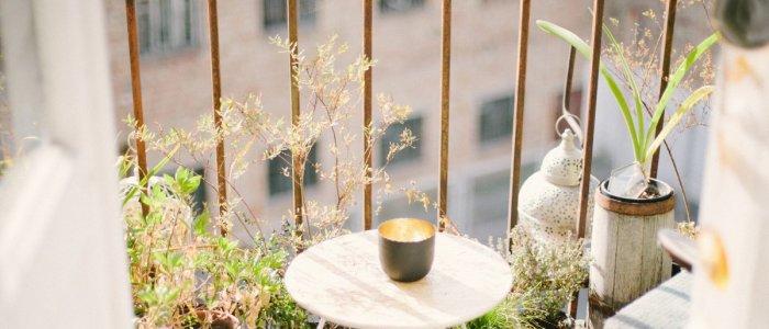 Sfaturi pentru un balcon mic…. dar generos