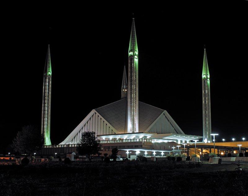 Moscheea Shah Faisal