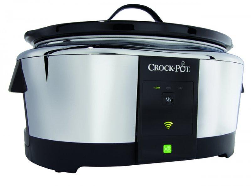 Belkin Crock-Pot WeMo Smart Slow  Cooker – oala minune