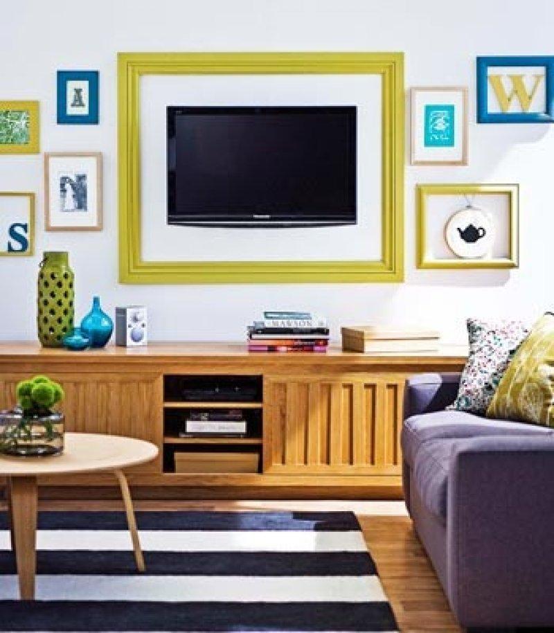 Ecranul TV