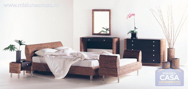 Dormitor in culori deshise