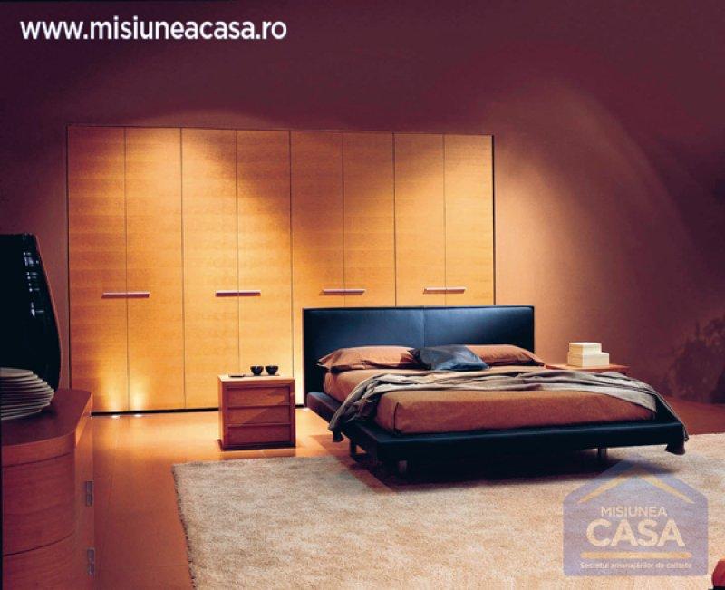 Dormitor auriu sters