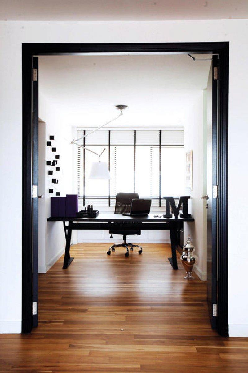 Biroul unui burlac