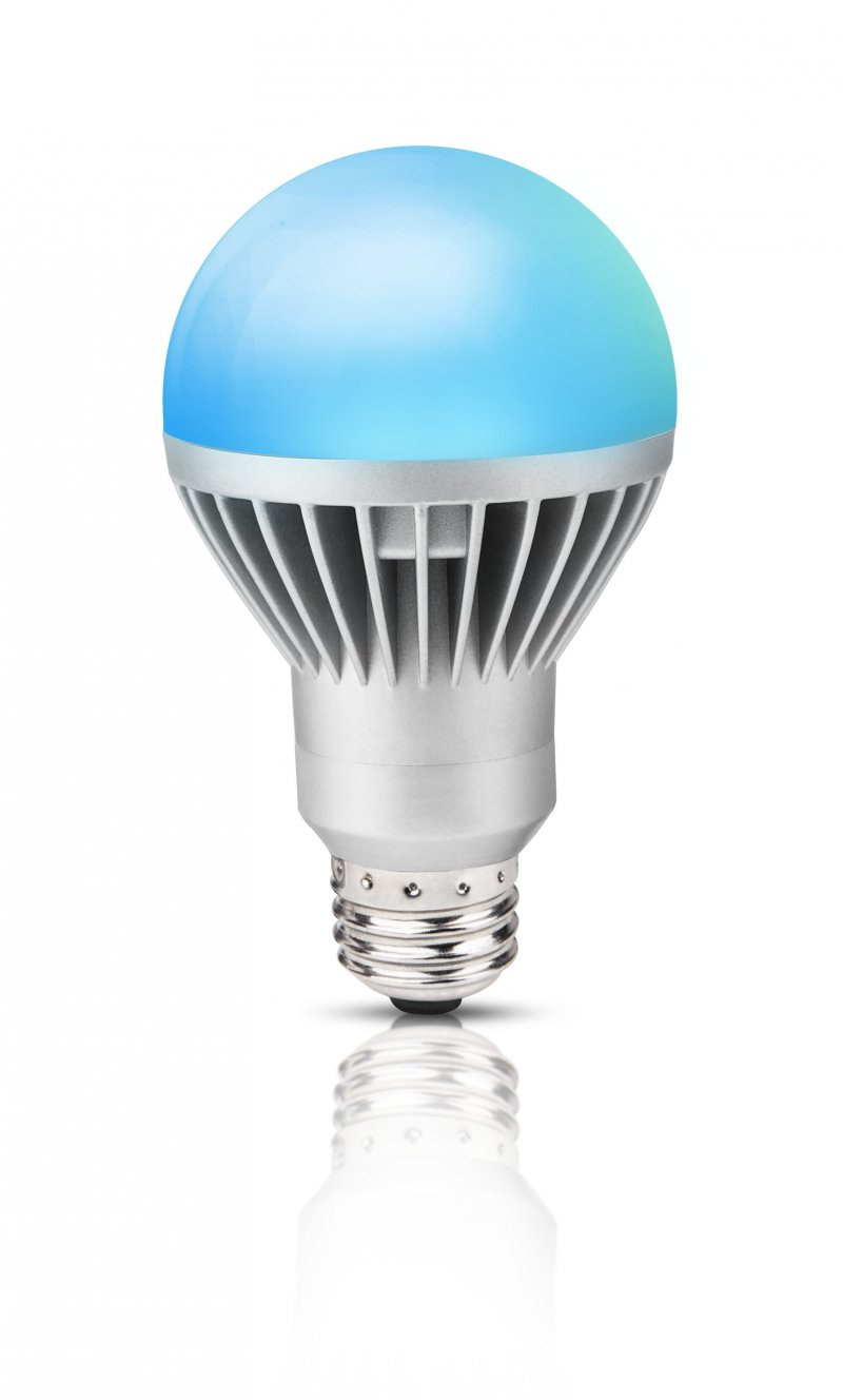 LED colorat