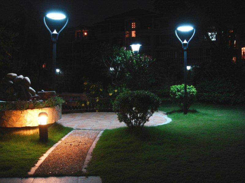 Iluminat crepuscul
