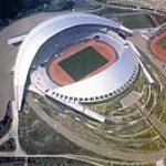 Arhitectura stadionului din Japonia