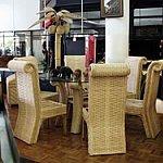 Curatarea mobilierului din rattan si bambus