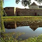 Urmele timpului peste Cetatea Fagarasului