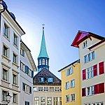 Fotbal si turism la pachet: Zurich 2008