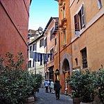 Inca un pas intr-un oras aparte: Roma