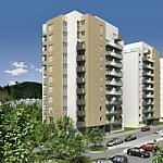 Primul complex rezidential din Piatra-Neamt s-a lansat