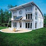 Casa eficienta energetic ca sistem constructiv
