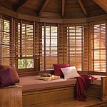 Jaluzelele din lemn - potrivite pentru orice interior