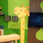 Metru girafa - bricolaj