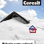 30.000 de euro, suma stransa de Ceresit pentru refacerea cladirilor avariate de zapada