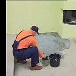 Amorsare pardoseala din beton