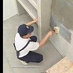Amorsarea peretelui cu grund de profunzime