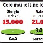 Case ieftine pentru romanii cu bani putini