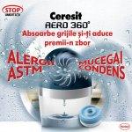 Castiga premii cu noul  absorbant de umiditate Ceresit AERO 360°