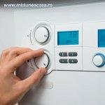 Cum functioneaza un boiler termoelectric?