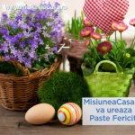 Curatenia si decorarea casei pentru Paste