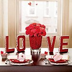 Decoratiuni de Valentine's Day