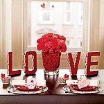 Decoratiuni de Valentine's Day