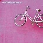 Depozitarea ergonomica a bicicletei