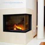 Electrosemineul – Element de decor si sursa suplimentara de caldura