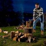 Fiskars doneaza lemnele de iarna pentru gradinita din Balotesti