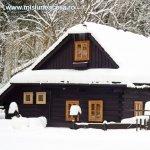 Izolatia termica a cabanelor din lemn