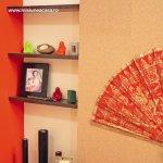 Mic mobilier in maniera orientala - bricolaj