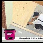 Montare dusumea din lemn
