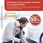 Întâmpină iarna cu Fiskars și Gerber în benzinăriile MOL