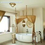 O baie in stil oriental