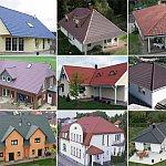 O casa sanatoasa cu un acoperis de calitate