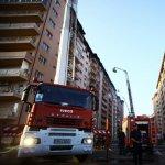 Oficialii incearca sa stabileasca cum a izbucnit incendiul la ansamblul de locuinte Confort City