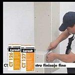Protejare colturi si finisare scafa