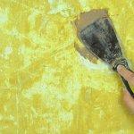 Repararea fisurilor din perete