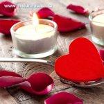 Sarbatoarea dragostei in casa ta - amenajare living