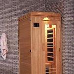 Sauna in varianta pentru apartament